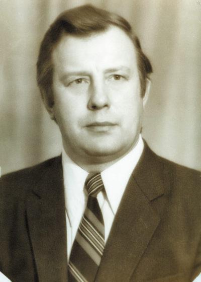 Евгений Сергеевич Кисточкин