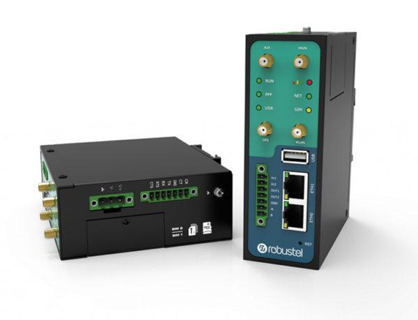 Промышленный маршрутизатор Robustel R3000-4L