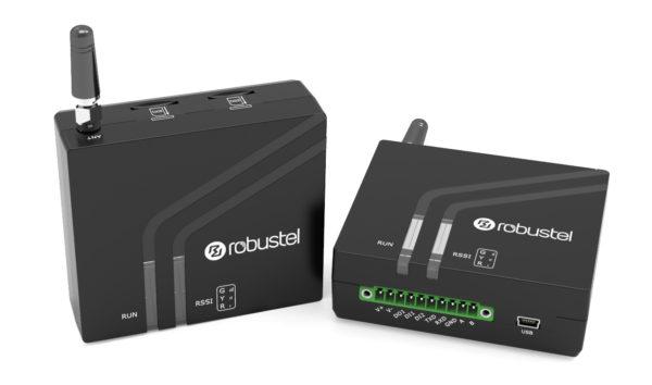 Интеллектуальный промышленный 4G-шлюз/роутер M1200-4L компании Robustel
