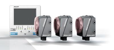 датчик изображения BVS-E Universal со встроенным обработчиком, освещением и двумя цифровыми выходами