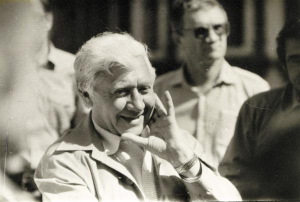 Школа по адаптивным системам (1986 г.)
