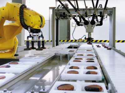Как выбрать робота для пищевого предприятия