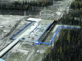 Магистральный нефтепровод Пурпе – Самотлор