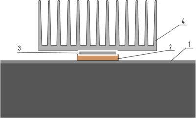 онструкция термоэлектрического генератора