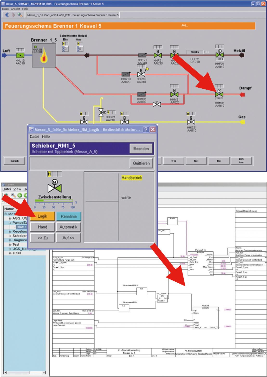 Функционал системы PMSX