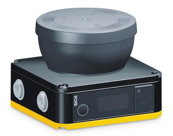 Сканер nanoScan3