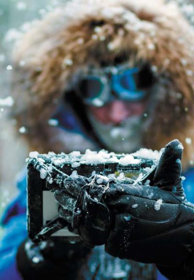 Эксплуатация планшета FZ-M1 при отрицательных температурах