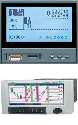 Преимущества цветных TFT-модулей при необходимости отображения сложной параметрической информации очевидны