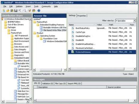 Конфигуратор файла ответов