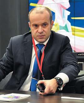 Альберт Ефимов, руководитель робототехнического центра, Фонд «Сколково»