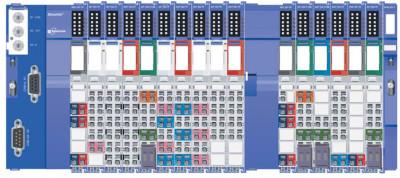 Рис. 2. Разработанное компанией Selectron устройство Smartio, предназначенное для применения в железнодорожном транспорте, совместимо с CiA 401