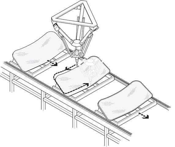 Система нанесения клея/уплотнения по контуру