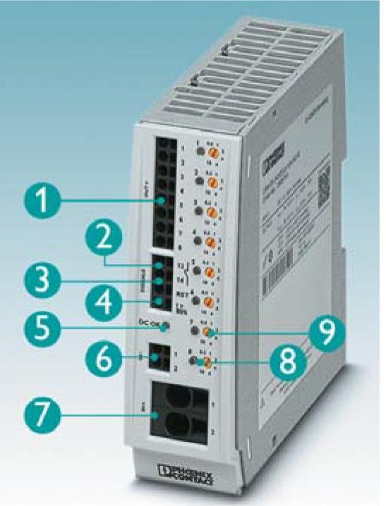 Электронные многоканальные автоматические выключатели СВМ