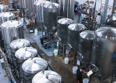 промышленный ETHERNET и пиво