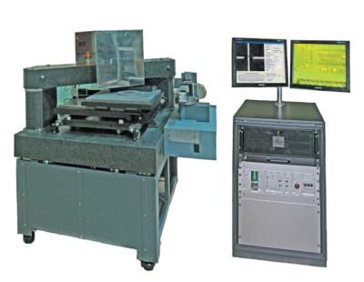 Установка автоматизированного контроля микроразмеров ЭМ-6239