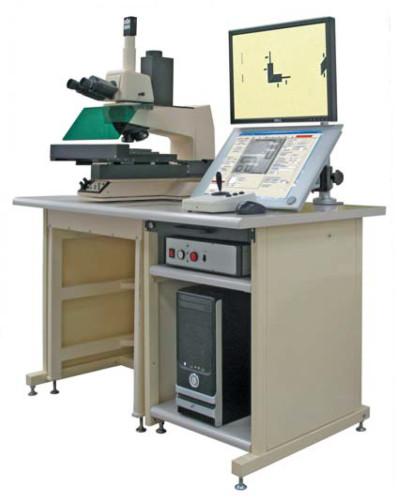 Установка автоматизированного контроля дефектности пластин и шаблонов ЭМ-6015М