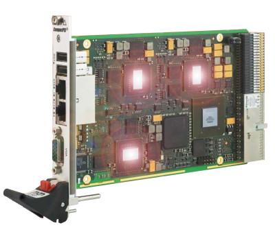 Процессорная плата F75P компании MEN