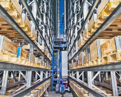 APACHE: cистемы измерения весогабаритных характеристик груза для складов и пунктов выдачи посылок