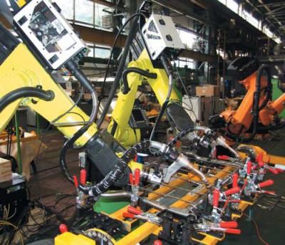 роботизированных технологических комплексов