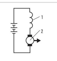 Схема двигателя Якоби