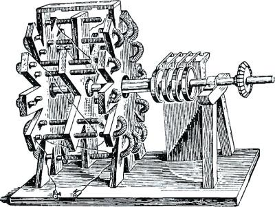 Второй двигатель Якоби