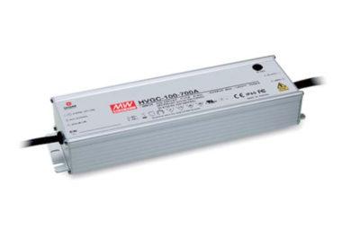 Компания Mean Well представляет две серии светодиодных источников питания с мощностью до 100 Вт и с высоким входным напряжением в металлическом корпусе: HVG-100 и HVGC-100.