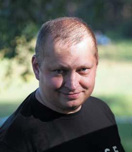 Александр Витшас, генеральный директор компании «Страж Лазер»
