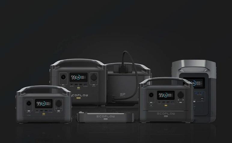 Компания EcoFlow представила портативную домашнюю батарею