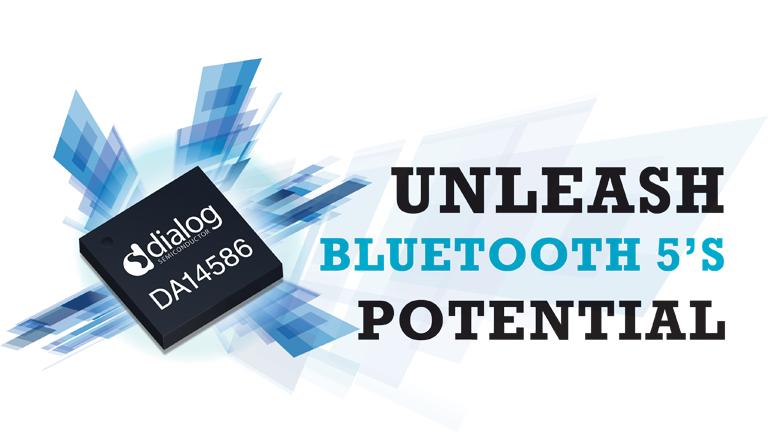 Bluetooth 5 от компании Dialog Semiconductor