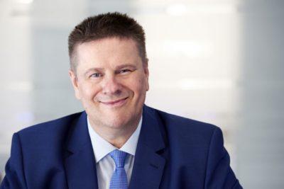 Ханнес Нидерхаузер, генеральный директор S&T AG