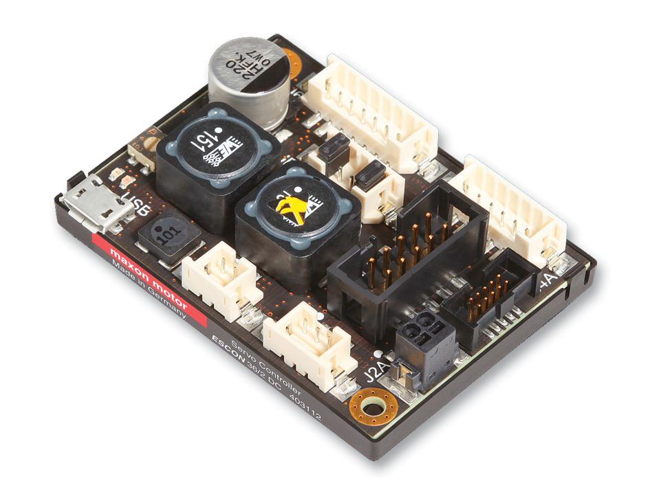 Сервоконтроллер ESCON 36/2 DC от maxon motor