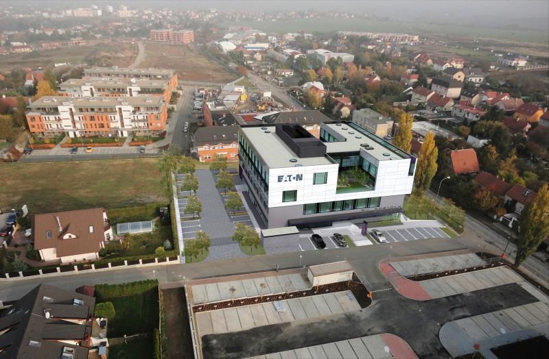 международный Центр инноваций Eaton в Праге