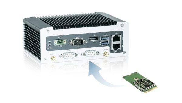 Ускоренное создание решений с искусственным интеллектом на компьютере Kontron KBoxA-203-AI-GC с энергоэффективным Coral Edge TPU