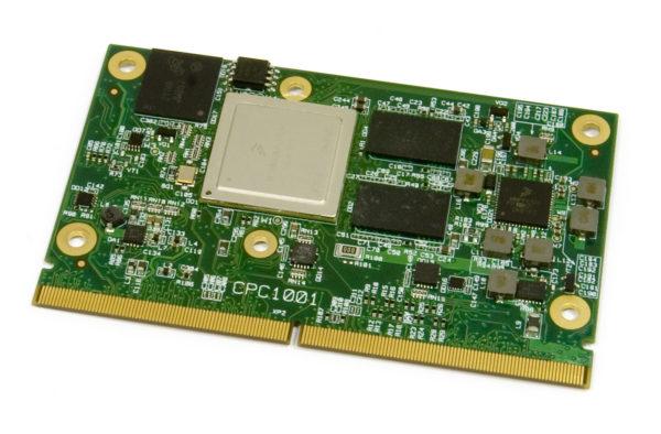 Компьютерный модуль Fastwel со встроенным СДЗ Aladdin TSM