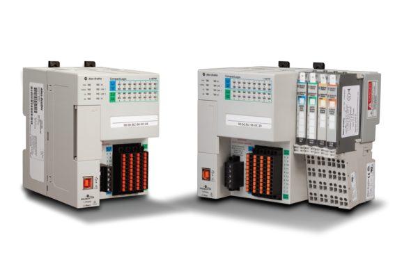 Программируемый контроллер автоматизации Allen-Bradley CompactLogix L