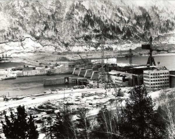 Майнской ГЭС