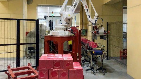 Робот ABB автоматизирует работу российского хладокомбината в Волгограде