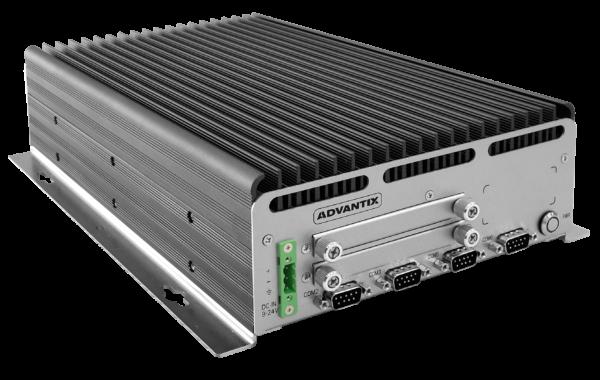 AdvantiX ER-8100 — высокопроизводительный встраиваемый безвентиляторный компьютер российского производства
