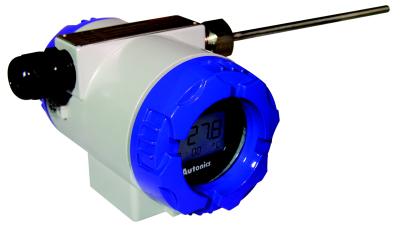 приборы серии KT-502H — преобразователи температуры, поддерживающие протокол HART