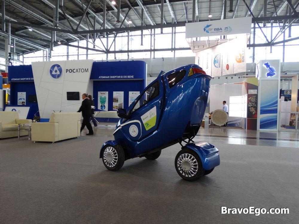 Электромобили на IV Международном форуме ENES-2015