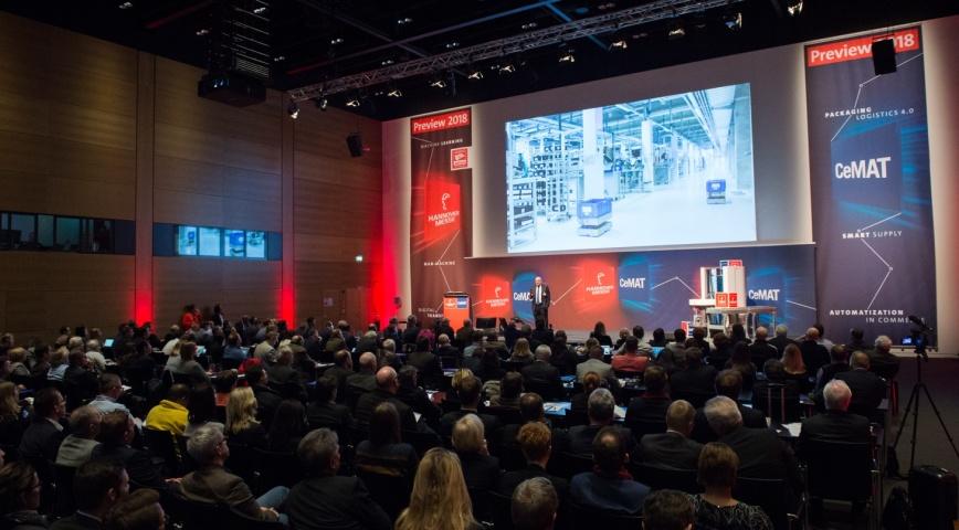 Выставка новых технологий HANNOVER MESSE 2018