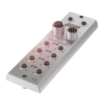 Мастер-модули IO-Link от BALLUFF для использования в зонах с повышенными гигиеническими требованиями