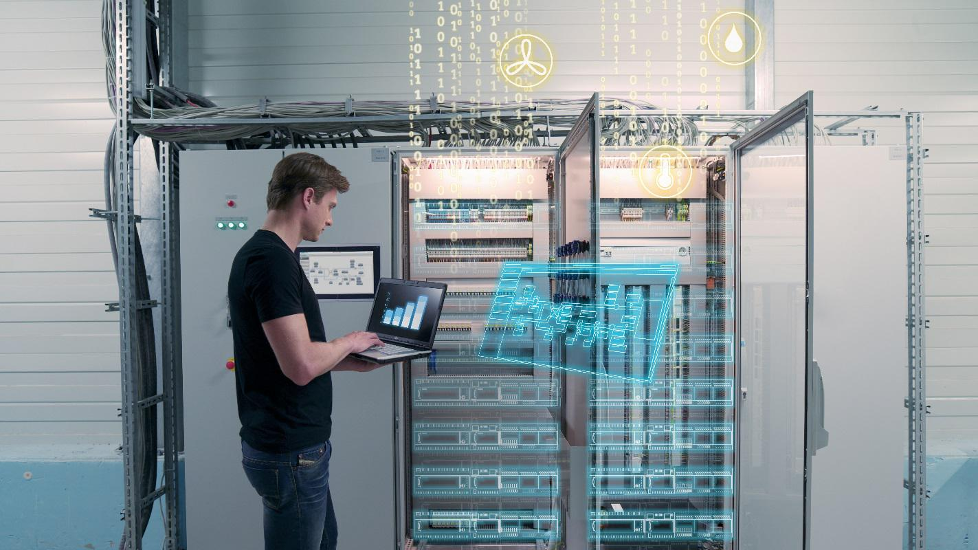 система управления зданием Desigo Control Point (DCP)