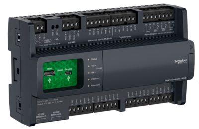 SmartX-контроллер AS-B от Schneider Electric — сервер и контроллер в одном устройстве