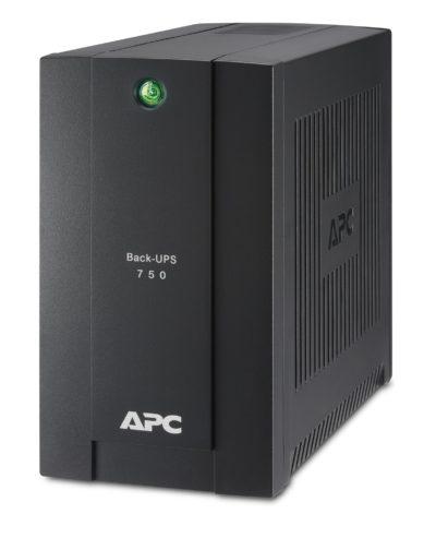 APC Back-UPS BC750-RS