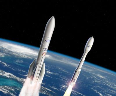 Программное обеспечение ракеты-носителя Vega-C разрабатывается на языке Ada