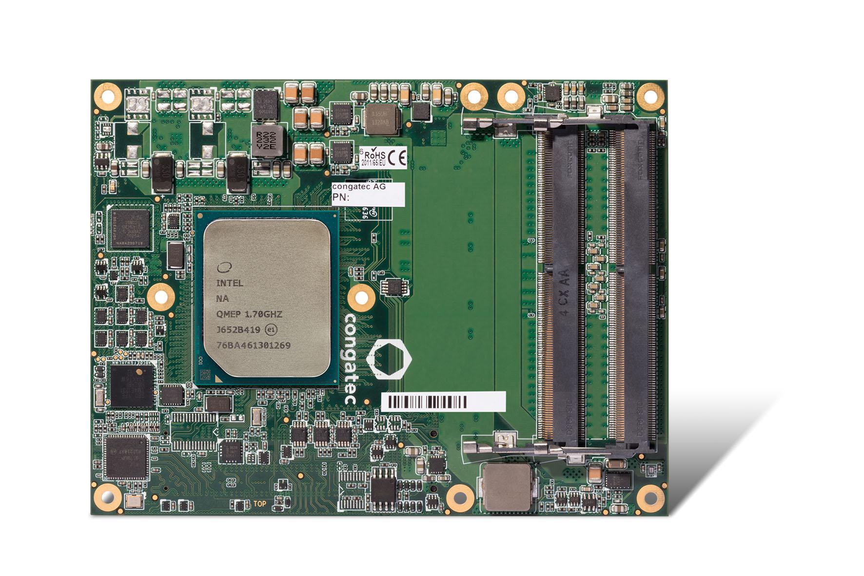 сервер на модуле conga-B7AC