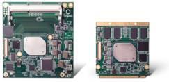 Новые модули Qseven и COM Express Compact от congatec с низкопотребляющими процессорами Intel (Apollo Lake)