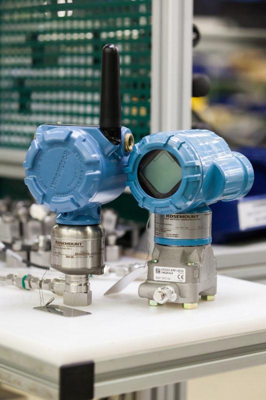 Беспроводные преобразователи давления Rosemount 3051S и 3051