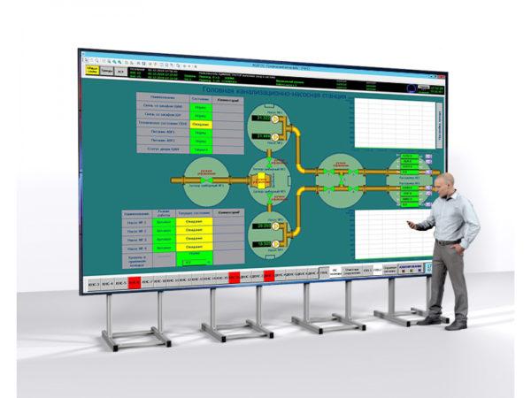 Инженерная инфраструктура ОЭЗ «Тольятти» находится под надежным диспетчерским контролем благодаря НПФ «КРУГ»